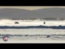 дуэль авто и мото(-25 мороза плюс ледяной трек)
