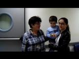 Доктор Полина Стефански - добрая фея, спасительница российских детей с остеопетрозом! Низкий Вам поклон за спасение  наших детей