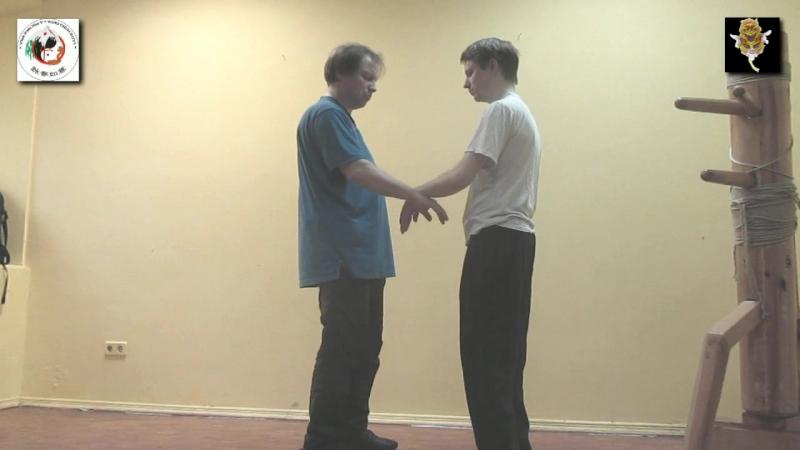 DAI SIFU SERGEI SHELESTOV MISTER MAXIM YUSHKIN OPEN HANDS FEELINGS TRAINING 29