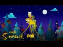 Simpsons Time Couch Gag Season 28 THE SIMPSONS