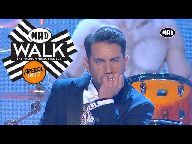 Γ. Μαζωνάκης-Η Φιλοσοφία Μου / Δε Γουστάρω (Opening Act MadWalk 2017 by Aperol Spritz)