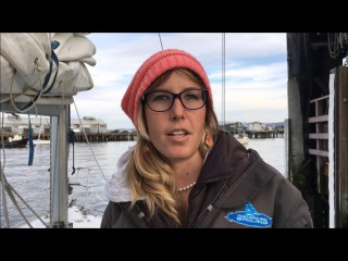 How to become a Boat Captain? Interview with Liz - American Female Captain