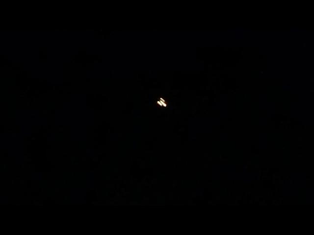 НЛО над керченским проливом