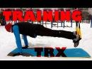 TRX , комплекс упражнений на основные мышечные группы