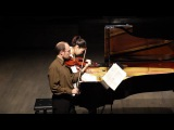 FOUR NOCTURNES BY GEORGE CRUMB (NIGHT MUSIC II) for Violin and Piano