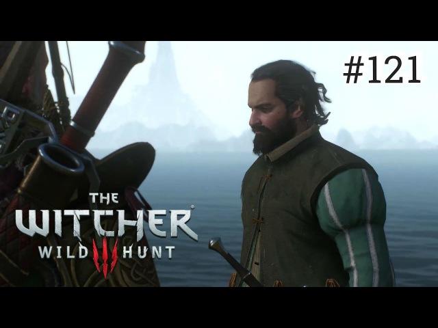 The Witcher 3 Wild Hunt 121 серия Черная жемчужина
