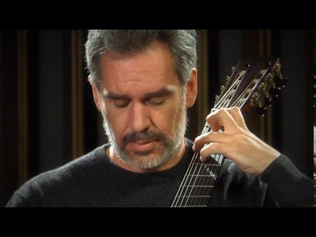Paul Galbraith - J.S.Bach Suite No.4, BWV 1010 in Eb (trans. C)