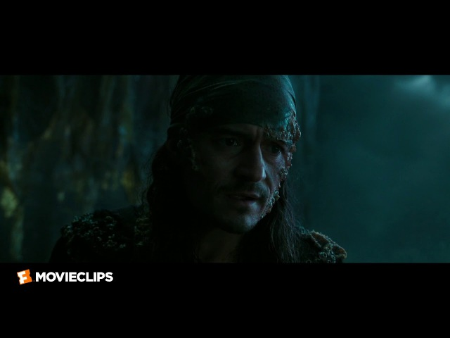 Pirates of the Caribbean Dead Men Tell No Tales (2017) - Father's Curse Scene | Movieclips