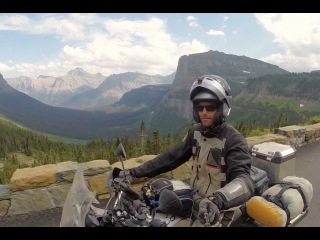 Off-Road to Canada Motorcycle Adventure