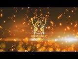 Worlds 2016 Zedd - Ignite (Lyric Video)