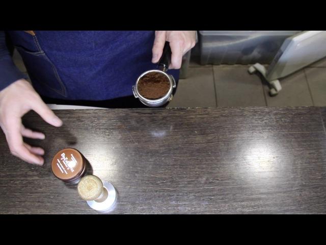Франшиза Coffee In. Обучение Бариста. Урок №2. Темперовка