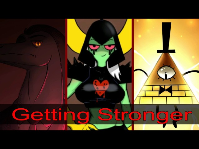 Getting Stronger (Toffee, Lord Dominator, Bill Cipher) Sub Español