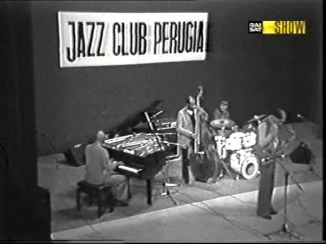 Dexter Gordon - Live in Italy (Umbria Jazz, 1980) (Rare Footage)
