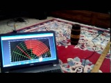 Making Radar using Ultrasonic, Arduino and MATLAB