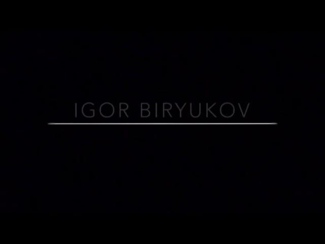 Welcome to the team / Igor Biryukov