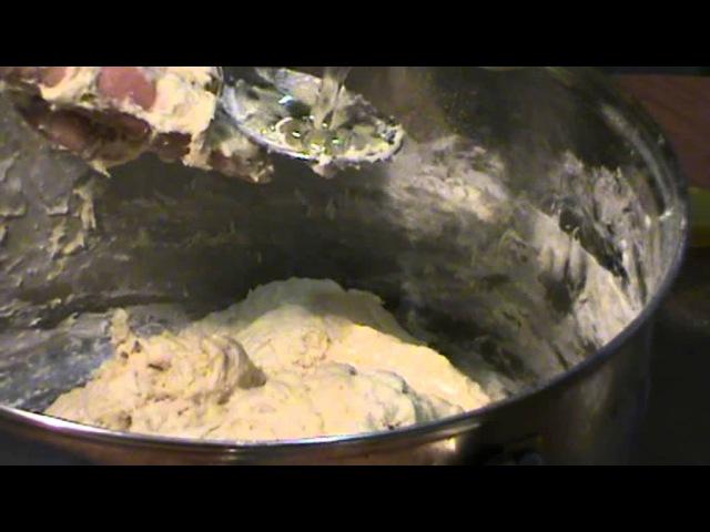 Сосиски в дрожжевом тесте./Sausages in yeast dough.