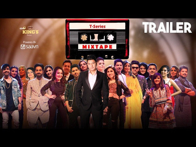 Biggest Music Show 26 Singers 1 T-Series Mixtape Trailer l 15th June l Bhushan K l Ahmed K l Abhijit