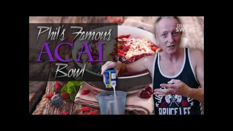 Celebrity Food Facts - Super Foods with Def Leppard's Phil Collen