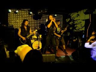 Stormbreaker - Time is running out (Время не ждет) Live
