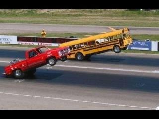 Yok Böyle Araba yarışları tank otobüs vs Ferrari lamborghini