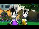 Непоседа Зу 49 серия Клоун для Элзи