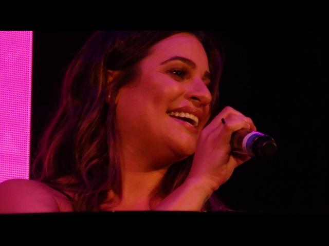 Lea Michele - Don't Rain on My Parade - Elsie Fest 2017