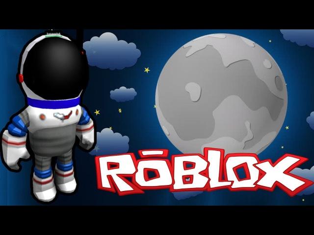 СТРОИМ БАЗУ НА ЛУНЕ в РОБЛОКС! ROBLOX по русски Moon Tycoon