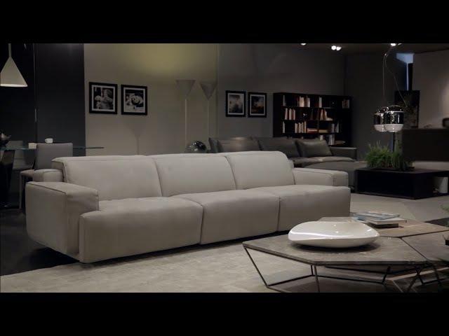 Natuzzi sofas - IAGO Natuzzi Italia sofa