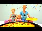 Игры для девочек онлайн Кукла #Барби и Штеффи! ? #Подарок папе на 23 февраля! Виде ...
