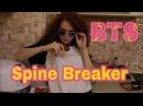 BTS 방탄소년단 Spine Breaker 등골브레이커 MV cover by Refractory Gears