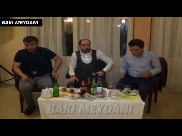 MƏN SƏNƏTİN QAYMAĞIYAM SƏN NƏSƏN (Rəşad Dağlı, Orxan Lökbatanlı, Vüqar Biləcəri)