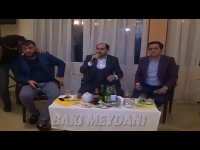 ADİNA LAYİQ (Rəşad Dağlı, Orxan Lökbatanlı, Vüqar Biləcəri) RAUFUN TOY AXŞAMI