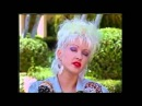 Cyndi Lauper about the movie Vibes (1988)
