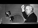Никита Хрущев совершил фурор на заседании ООН. Nikita Khrushchev made a splash at the UN meeting