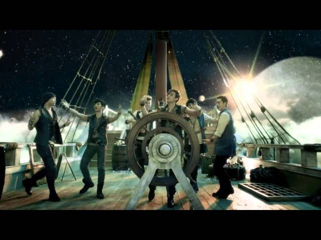 DUTY FREE comercial with Song Seung Heon JYJ Big Bang 2PM and others