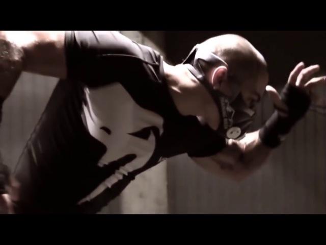 Тренировка бойца ММА Venum под музыку Miyagi Бада бум