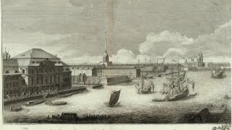 Невероятный Исакий. Литографии 18 века. Гипотезы.