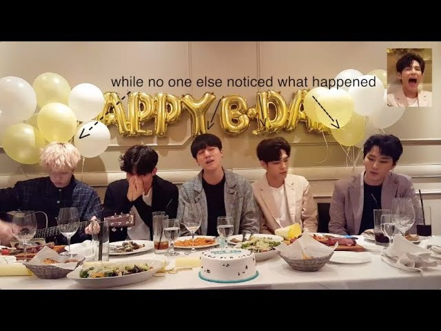 Things you didnt notice in day6 i loved you