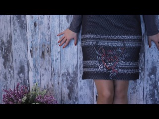 Winter dress. Бутик-ателье Особый случай