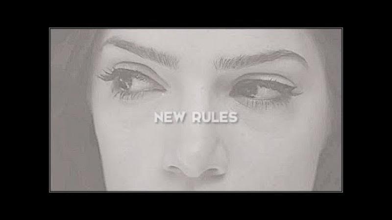 Arthur mithianmorganagwen; new rules (modern au)