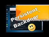 How to hack any PC with permanent access for lifetime using Kali Linux