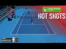 Quiroz Goes Between The Legs For Leon Challenger Final Hot Shot 2017
