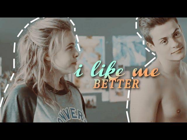 Chris Eva | I like me better