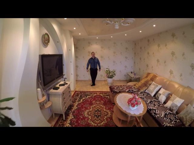 Видео презентация. 3х комнатной квартиры. Упита 7 г. Киров. ВЯТКА НЕДВИЖИМОСТЬ