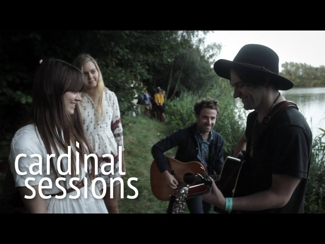 Conor Oberst - Lua (with First Aid Kit Dawes) - CARDINAL SESSIONS (Haldern Pop Special)