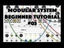 Modular System Beginner Tutorial 03: VCO, PWM, FM ... with VCV Rack