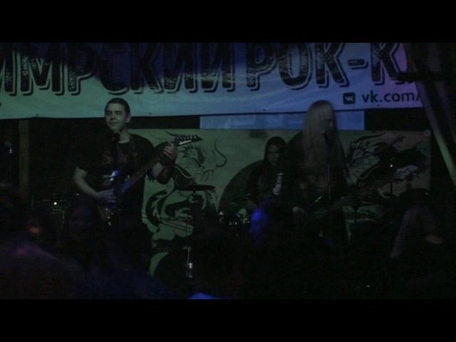 Splatterums Ghost Church Suicide Live in Ludvig Kimry 14 10 2017