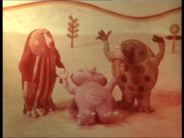 Бу-Бу-Бу (Чехословакия, 1979) короткометражный мультфильм