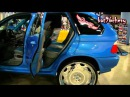 "BLUE BMW x5 Truck on 28"" Forgiato Fiore Chrome Wheels - 1080p HD"
