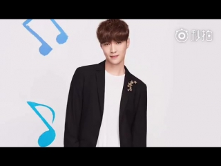 [VIDEO] 171016 Lay @ Shanghai Pudong Bank Credit Card Weibo Update |